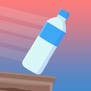 Impossible Bottle Flip app