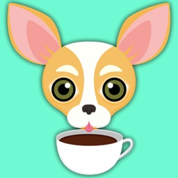 Animated Fawn White Chihuahua