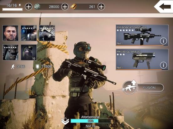 Afterpulse - спецназ команда Скриншоты11