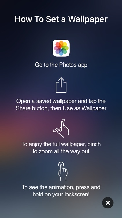 Live Wallpapers for iPhone HD screenshot-4