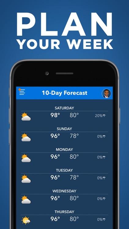 Frank's Weather Forecast screenshot-3
