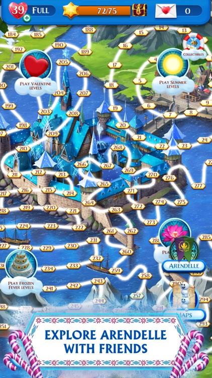 Frozen Free Fall screenshot-3