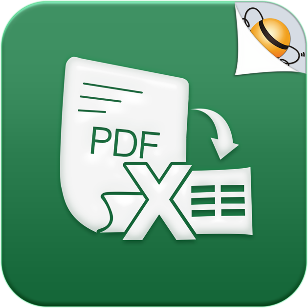 ‎PDF to Excel Pro by Flyingbee