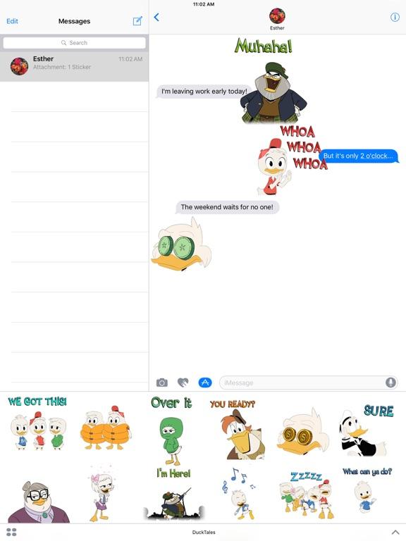 Disney Stickers: Ducktales screenshot 7