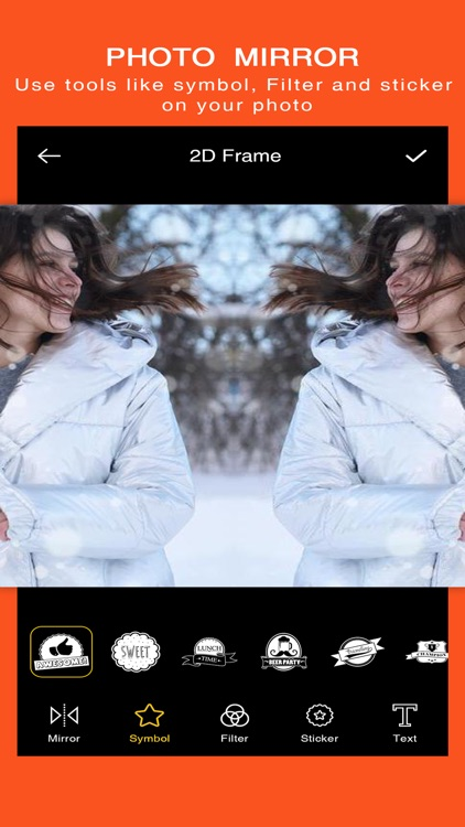 3D Mirror Effect Photo Editor screenshot-3