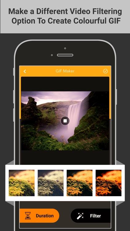 Gif Maker - GIF World screenshot-4