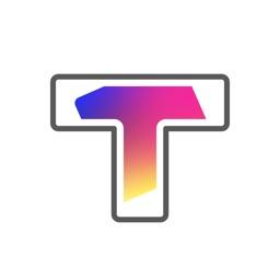 Tiling for Instagram - Arrange your photos.
