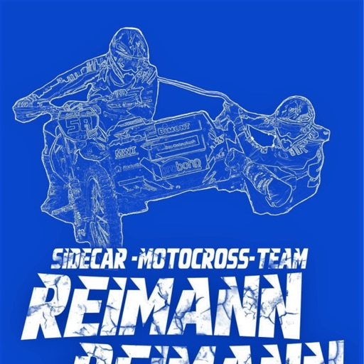 Sidecarcross Reimann icon