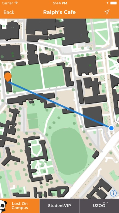 Lost On Campus by StudentVIP for Windows