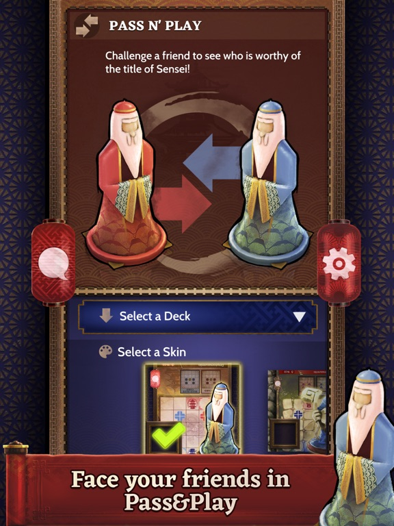 Screenshot #5 for Onitama: The Board Game