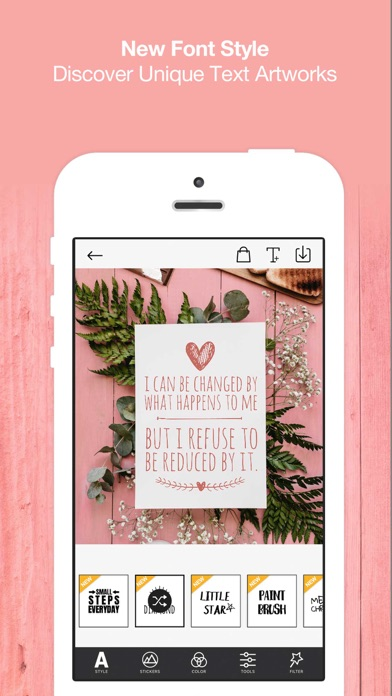 Typcas - Add Text to Photo Screenshots