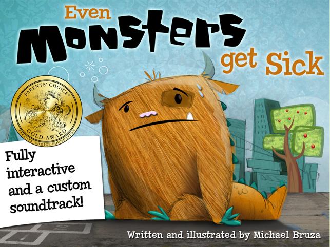 Even Monsters Get Sick Screenshot