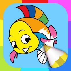 Balik Boyama Oyunları App Storeda