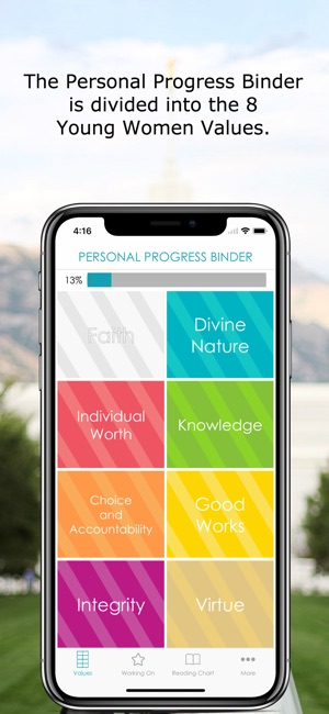 Personal Progress Binder