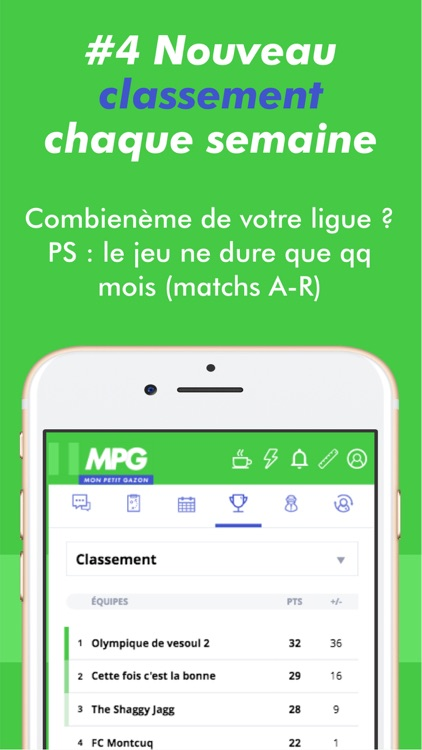 MonPetitGazon screenshot-4