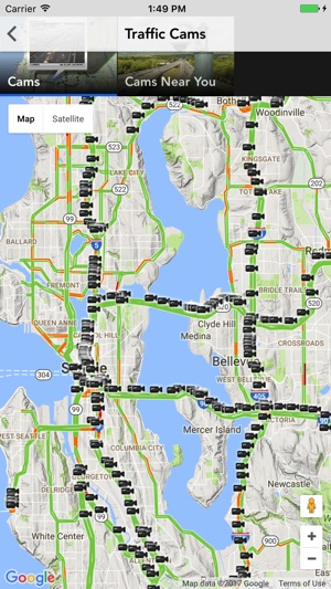 Seattle Traffic on the App Store