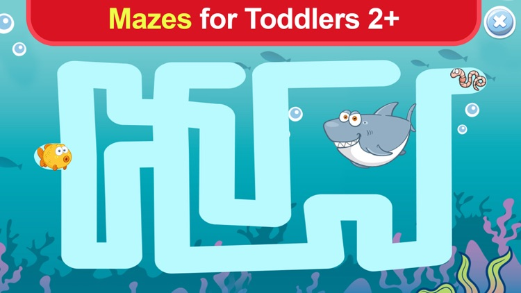 Mazes for Kids: Cool Spy Mouse