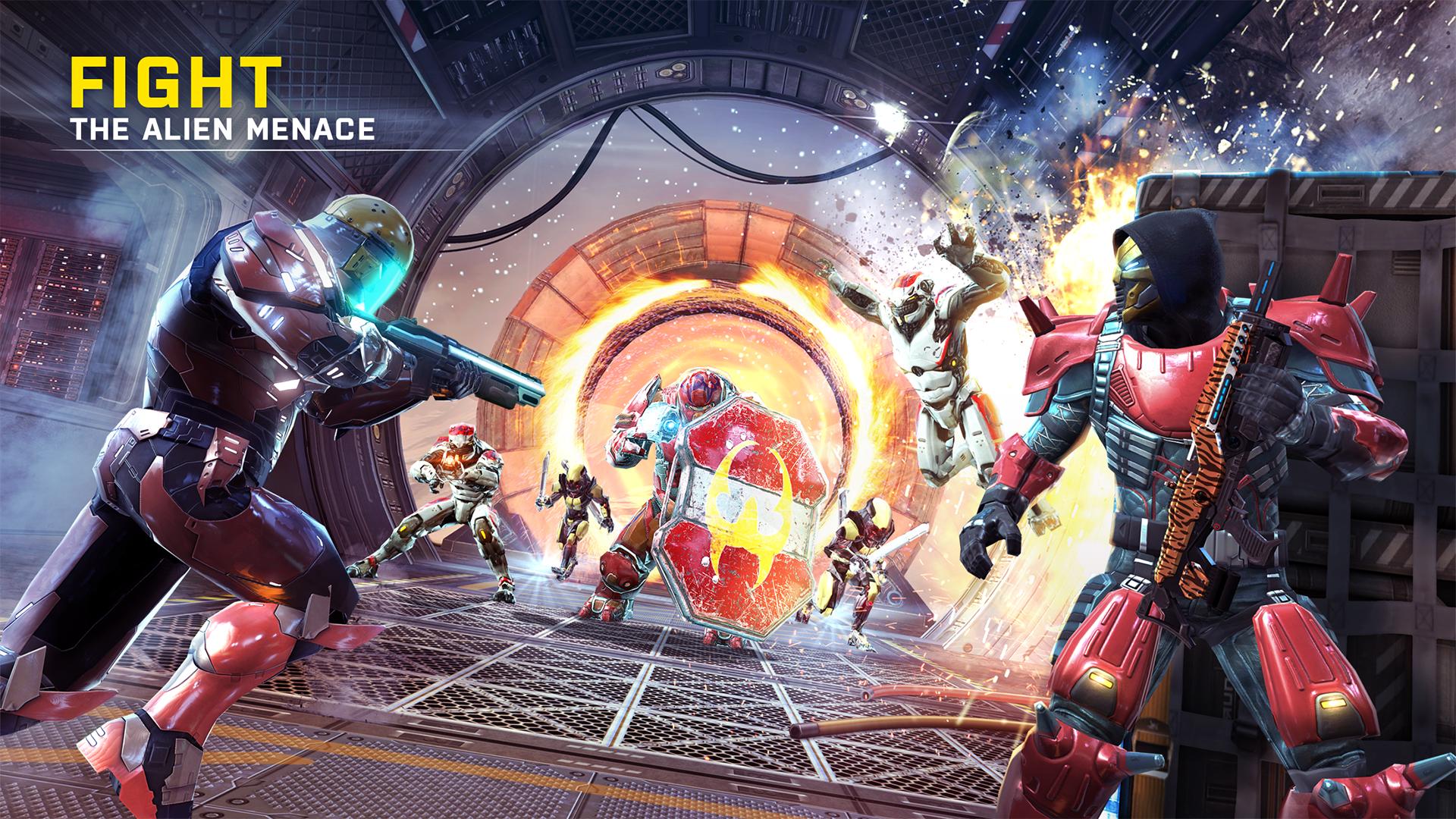Shadowgun Legends: Online FPS screenshot 27