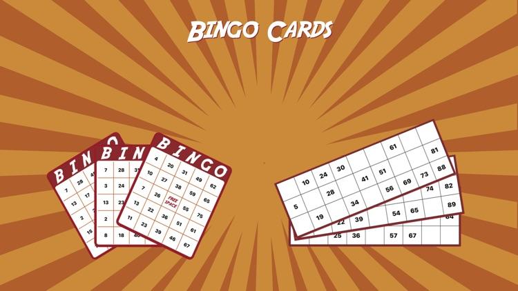 Bingo Cards screenshot-0