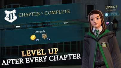 Harry Potter: Hogwarts Mystery screenshot 8