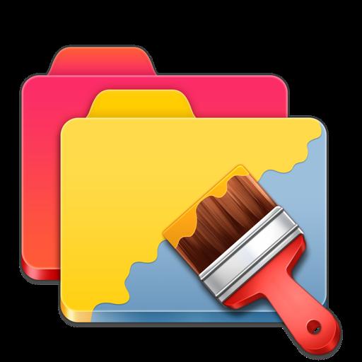 Folder Designer: Custom Icons