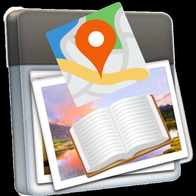 Memory Pictures Viewer dans le Mac App Store