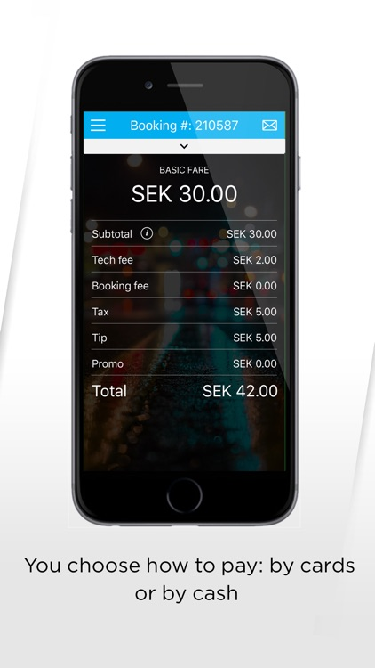 RIDE Passenger App screenshot-2