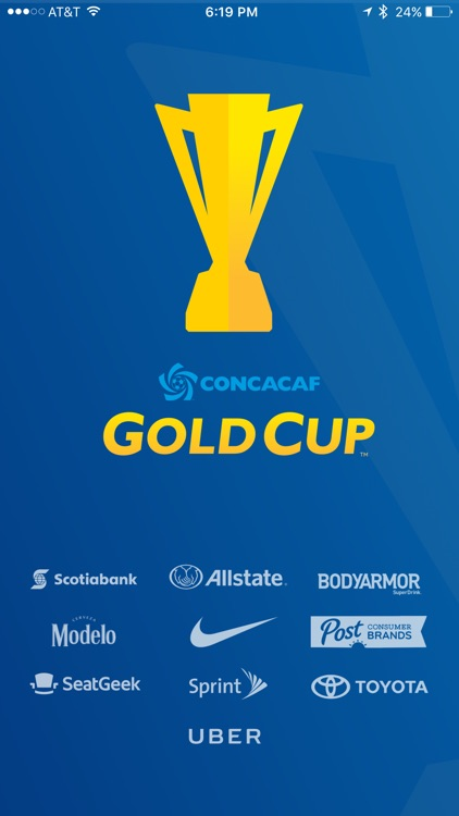 CONCACAF Gold Cup screenshot-0