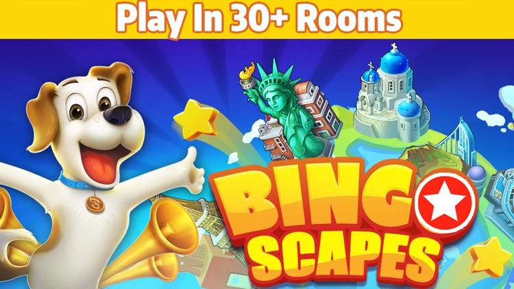 Bingoscapes - Bingo Christmas
