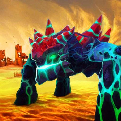 Monsters Rampage: Desert Rim