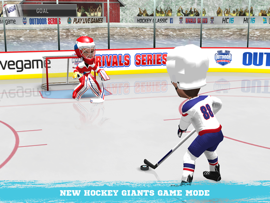Hockey Classic 16 Screenshots