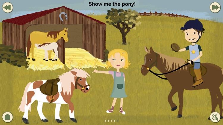 KinderApp Farm: My First Words screenshot-7