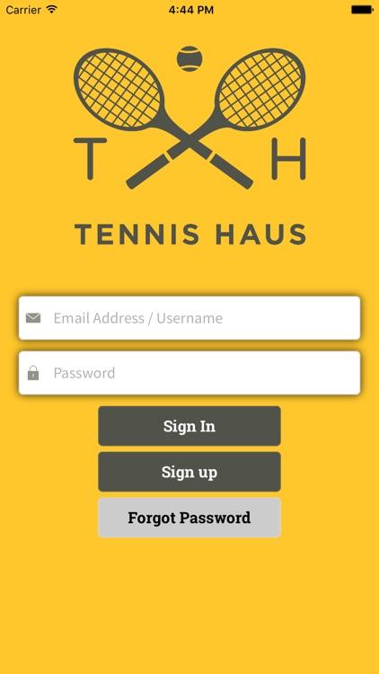 Tennis Haus