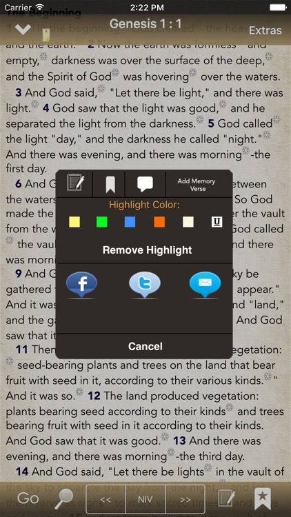 BibleScope screenshot-1