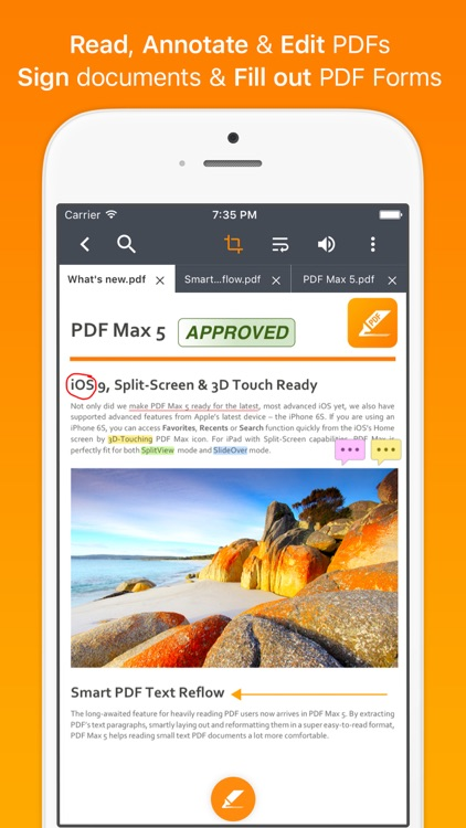 PDF Max Pre - The PDF Expert screenshot-0