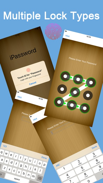 Screenshot for Password Manager Vault Safe in South Africa App Store