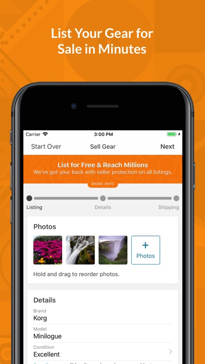 Reverb.com — Buy & Sell Gear screenshot-5