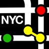 纽约地铁地图