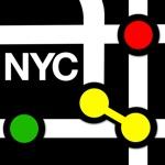Hack New York City Subway Map