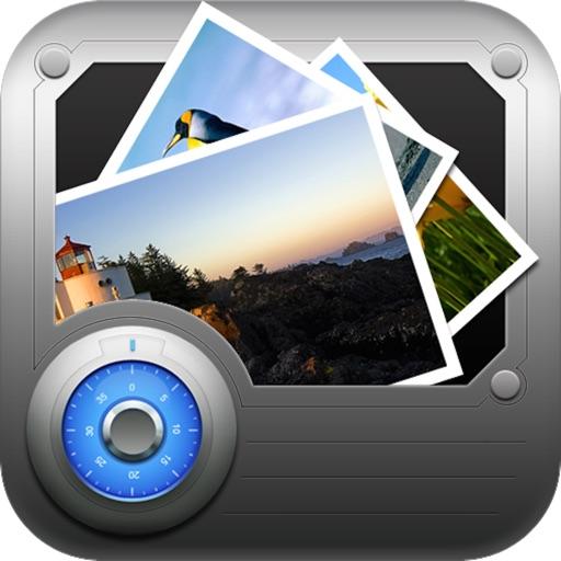 照片保险柜app icon图