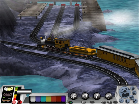 Screenshot #4 for iRunTrains