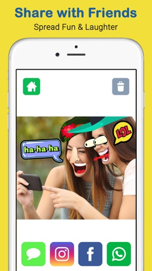 Epic Photo Stickers Toon Blitz Screenshot