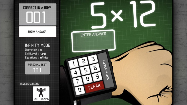 Operation Math for iPhone