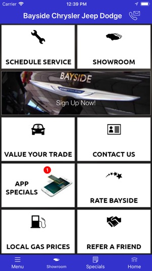 Bayside Chrysler Jeep Dodge On The App Store