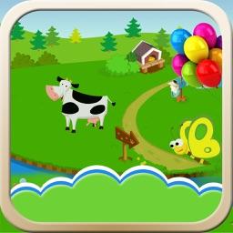 宝宝农场发现-提高宝宝的观察力和搜索能力