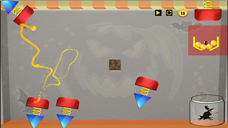 Draw Your Halloween Path screenshot-3
