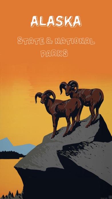 Alaska Parks National & State-0