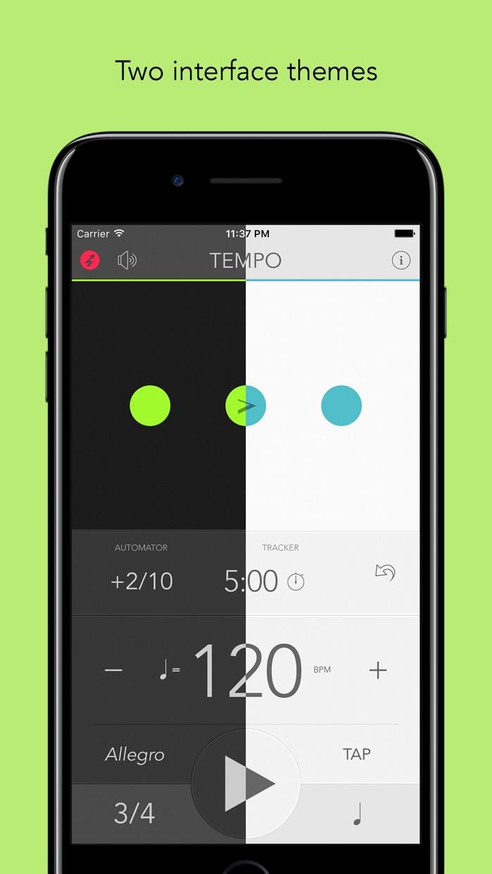Metronome: Tempo Lite Screenshot