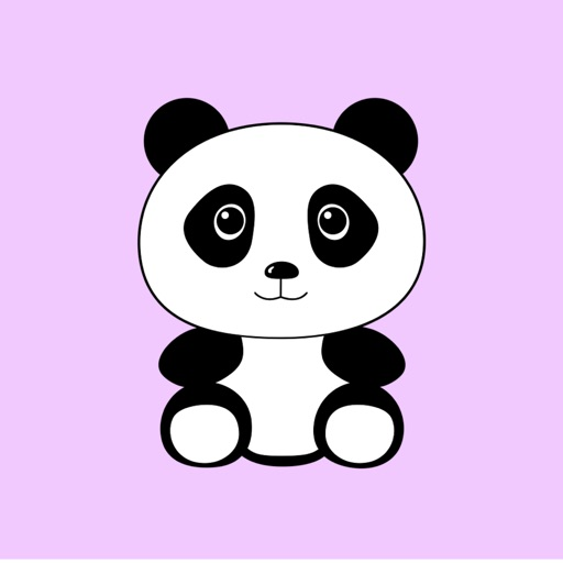 My Panda Sticker Pack