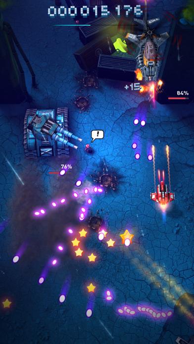 Screenshot of Sky Force Reloaded2